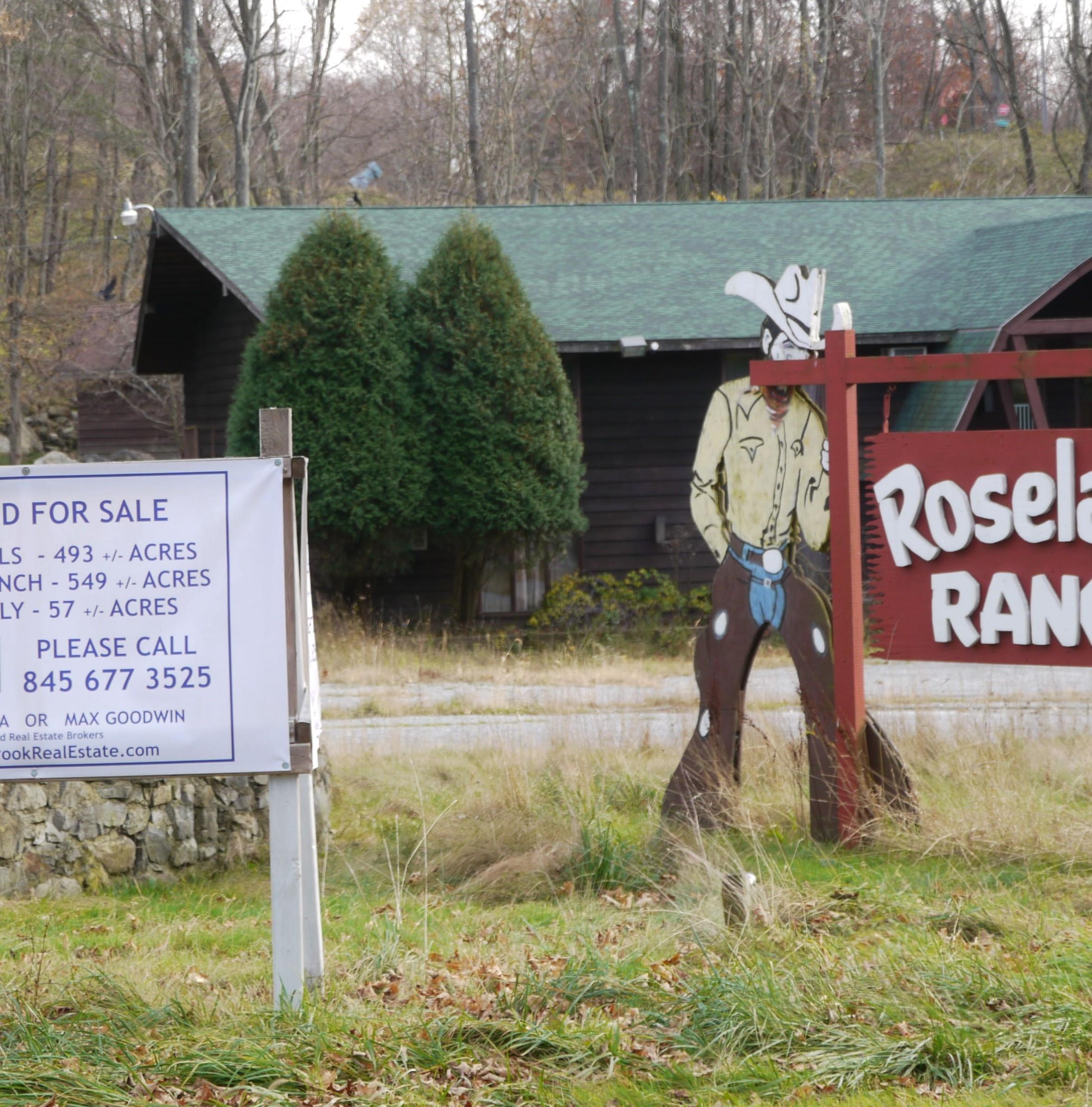 Roseland Ranch, Where All the Good Times Have Gone….