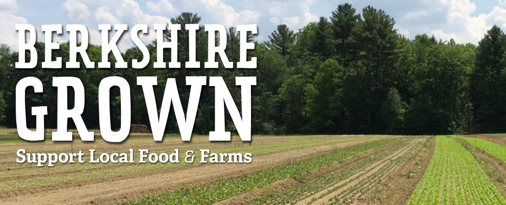 Berkshire Grown Berkshire Grown supports and promotes local agriculture as a vital part of the Berkshire community, economy and landscape.